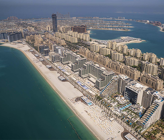 "{""id"":""title_the_palm_promenade"",""en"":""West Beach at Palm Jumeirah"",""ar"":""أزور ريزيدنسز""}"
